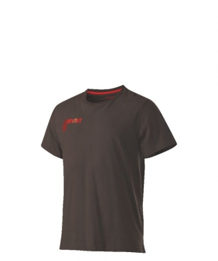 Mammut Ledge T-Shirt - chocolate-cayenne / L