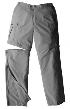 Sunway T-Zip Hose Men longstrech - anthracite / 54
