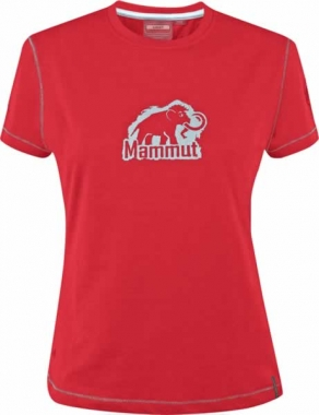 Mammut Play Womens T-Shirt - fire / M