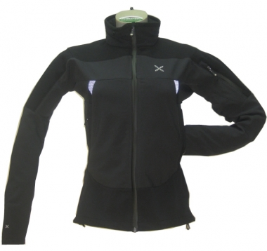 Montura Angel Light Jacket Women - anthracite / M