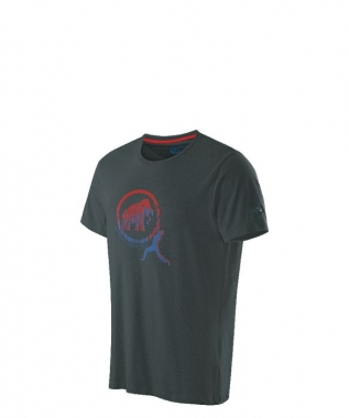 Mammut Pitch T-Shirt - graphite / L