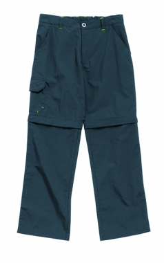 Regatta Kinderhose Zip Off Warlock Z/O Trousers - ash / 176