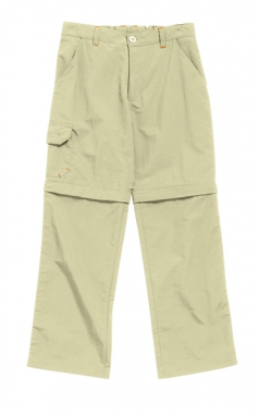 Regatta Kinderhose Zip Off Warlock Z/O Trousers - fossil / 176
