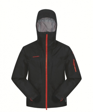 Mammut Shisha Pangma Jacket Men - black / M