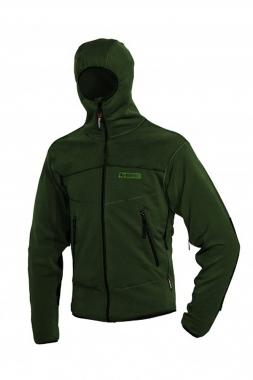 Warm Peace Sneaker Jacket - green / L