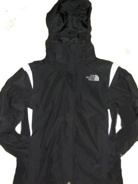 The North Face Warrior Triclimate Jacket Women - black / M