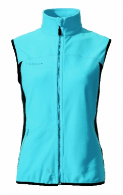 Mammut Trail Women Vest - cloud-carbon / S