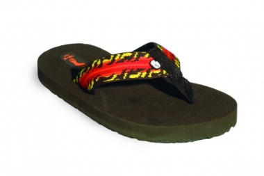 Teva Mush Kids - dragon fire brown / 11