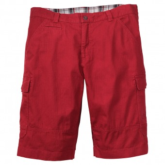 Jack Wolfskin Cargo Shorts Men indian-red 48 indian-red | 48