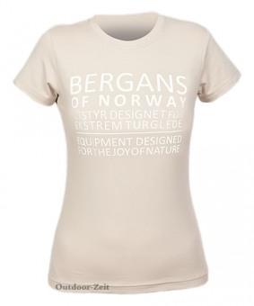 Bergans Lady Tee Shirt