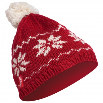 Bergans Isrose Hat red-cream Onsize red-cream | Onsize
