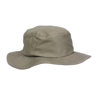 Basic Nature Hut 'Traveller', 100% BW-Twill khaki, XL