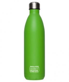 360° Degrees Soda Insulated green 750 ml green   750 ml