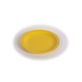Melamin, gelb Kuchenteller Ø 19.5 cm