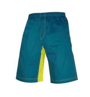 Directalpine Big Shorts petrol-limet L petrol-limet | L