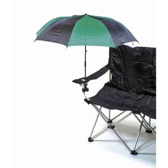 Relags Travelchair 'Sonnenschirm', f. Stühle schwarz-grün