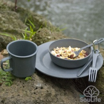 EcoSoulLife Camper Set Side Plate