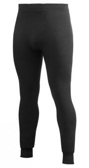 WoolPower Hose lang warm 400g black M black | M