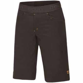 Ocun Men Mania Shorts brown-yellow S brown-yellow | S