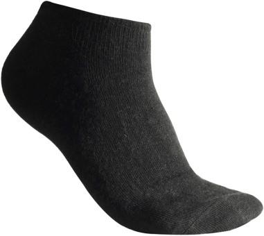 WoolPower Shoe Liner Socken black 40-44 black | 40-44