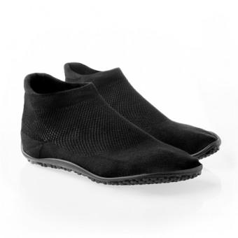 Leguano Barfußschuh Sneaker schwarz 36-37 schwarz | 36-37