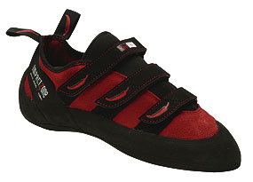 Red Chili Spirit Velcro Impact Zone