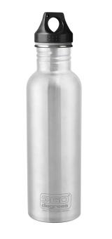 360° Degrees Trinkflaschen Edelstahl steel 750 ml steel | 750 ml