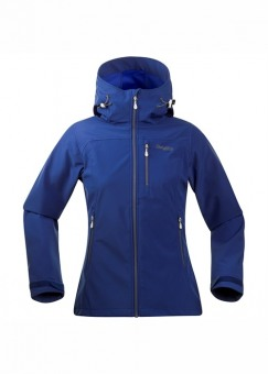 Bergans Stegaros Lady Jacket blue-solidgrey-white S blue-solidgrey-white | S