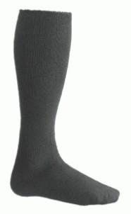 WoolPower Wildlife Kniestrumpf 600g schwarz 40-44 schwarz | 40-44