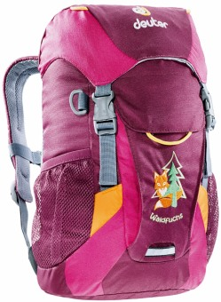 Deuter Waldfuchs blackberry-magenta blackberry-magenta