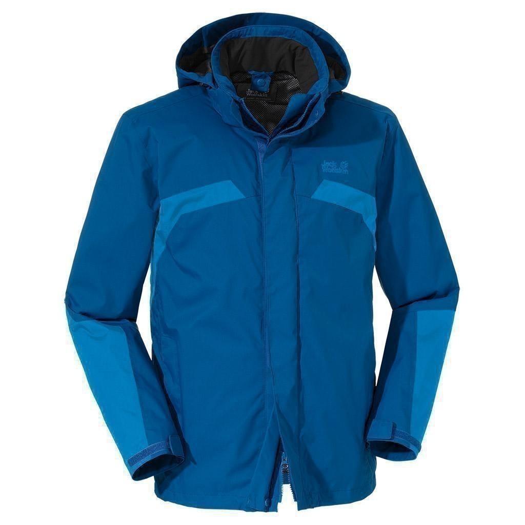 jack wolfskin topaz ii jacket men bei outdoor zeit kaufen. Black Bedroom Furniture Sets. Home Design Ideas